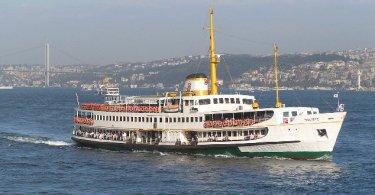 عبارات اسطنبول البحرية والتجول عبر البوسفور