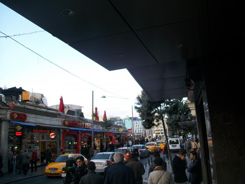 رحلة سريعة للاراضى التركية شتاء