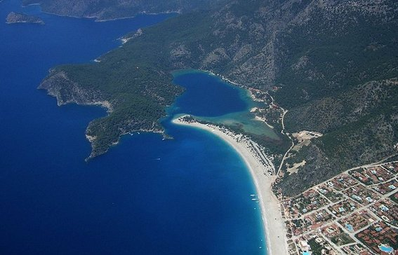 جغرافية تركيا