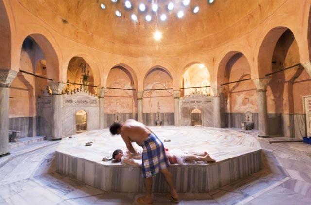 cemberlitas hamami turkish bath istanbul pic3