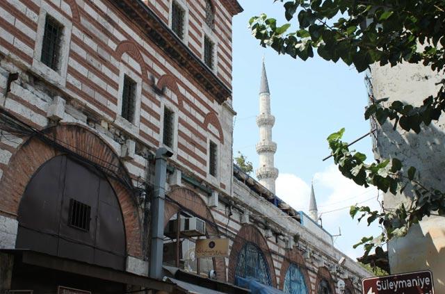 suleymaniye hamam turkish bath hammam istanbul pic-10
