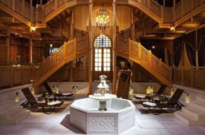 Ayasofya Hurrem Sultan Hamam Bath Istanbul