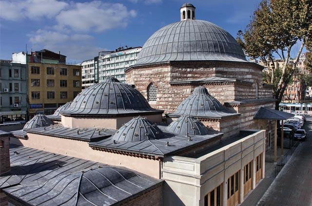 Kilic Ali Pasa Hamami turkish bath pic-4
