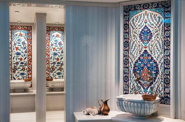 Afiya Spa Turkish Bath Ajwa Hotel Istanbul Luxury Spa pic2
