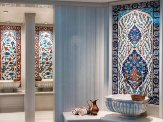 Afiya Spa Turkish Bath Ajwa Hotel Istanbul Luxury Spa pic2