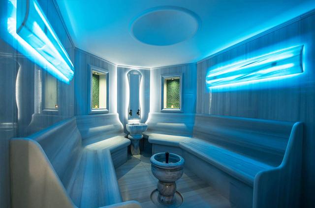 Afiya Spa Turkish Bath Ajwa Hotel Istanbul Luxury Spa pic4