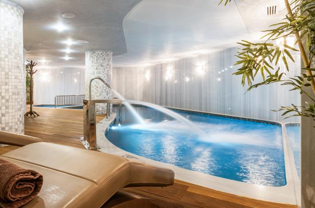 Afiya Spa Turkish Bath Ajwa Hotel Istanbul Luxury Spa pic6