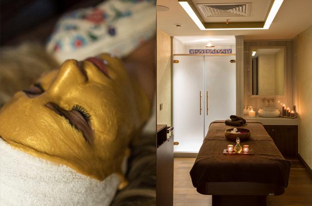 Afiya Spa Turkish Bath Ajwa Hotel Istanbul Luxury Spa pic7