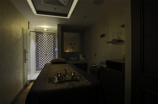 Afiya Spa Turkish Bath Ajwa Hotel Istanbul Luxury Spa pic9