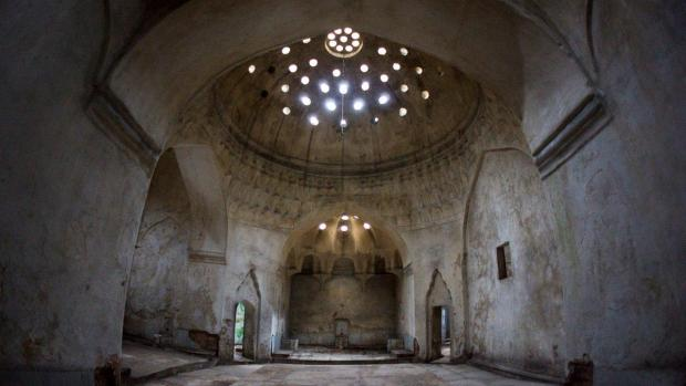 oldest hammam turkish bath in istanbul