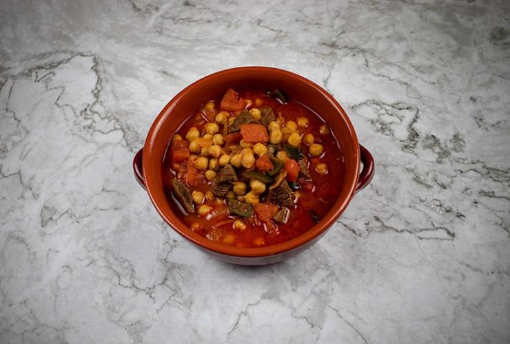 Turkish Chickpea Recipe