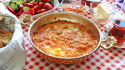 How To Make Turkish Menemen