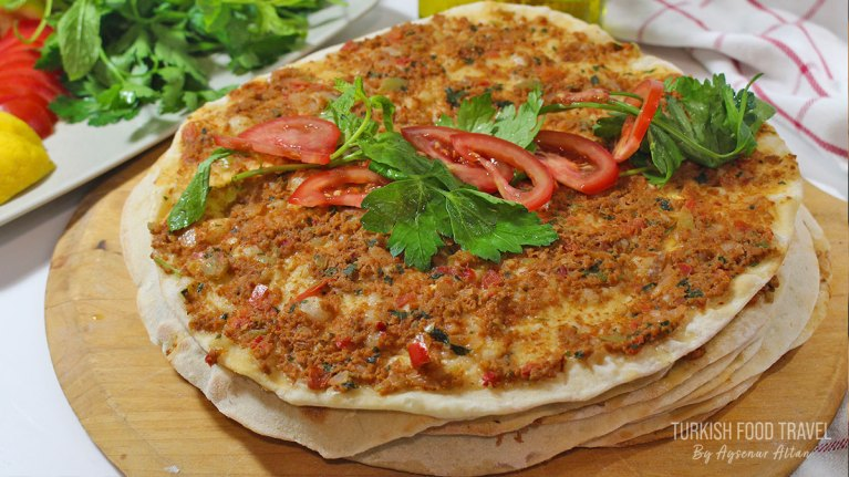 How To Make Lahmacun