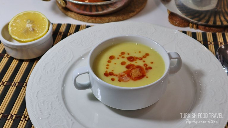 "Turkish Lentil Soup ""Restaurant Style"""