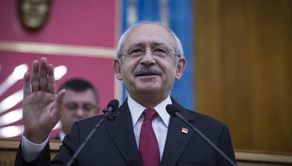 Main opposition leader Kılıçdaroğlu says Turkey must hold ...