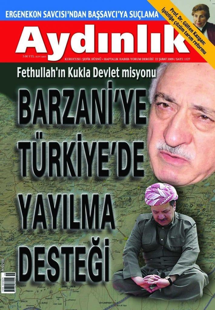 Aydınlık Dergisi Kapağı