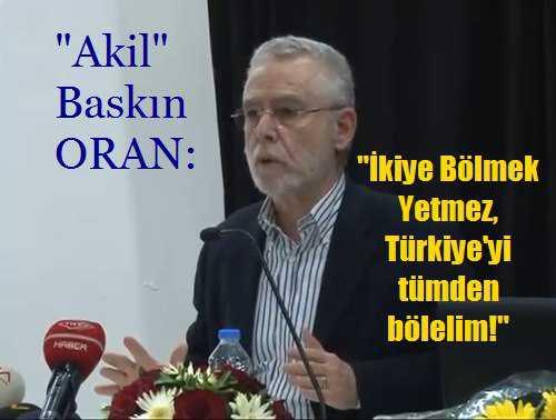 Türkiye Cumhuriyeti'ni Bitirme Planı