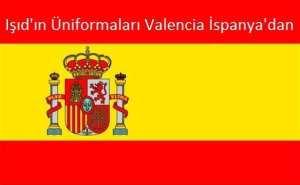 Işıd Üniformaları İspanya'dan