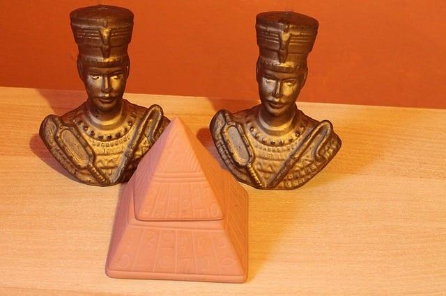 Mısır Prensesi Nefertiti