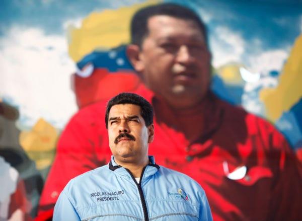 Maduro, Chavez Venezuella