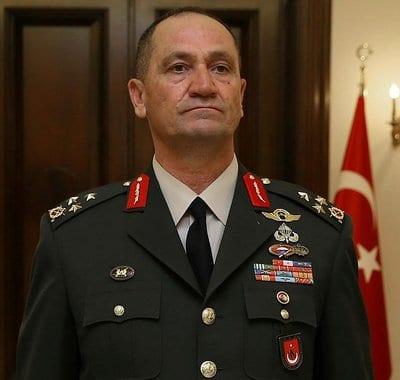 TSK Generali Ismail Metin Temel