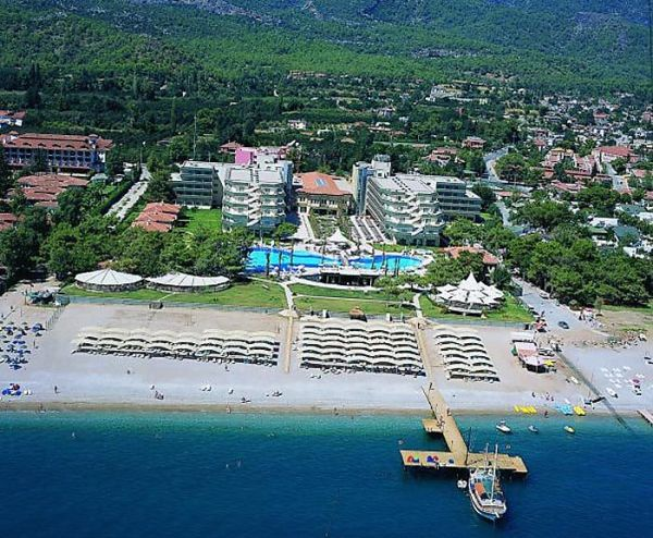 Queens Park Resort Tekirova