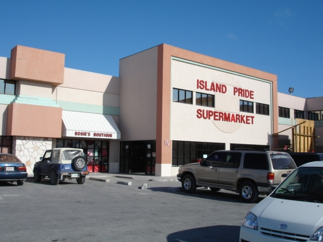 Island Pride Supermarket Turks and Caicos