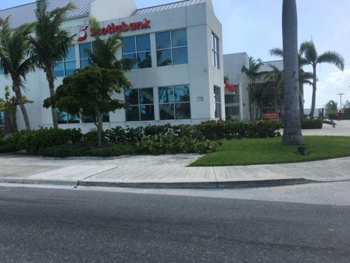 Scotiabank on Provo, Turks and Caicos
