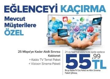türksat mevcut müşteri kampanyası