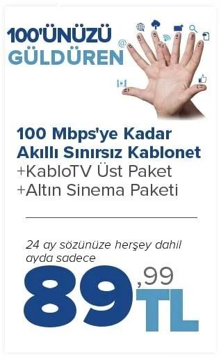 kablonet yüz güldüren kampanyası