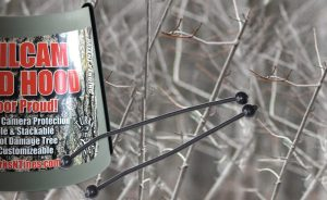 Wood Hood Ghillie Bungee Strap Accessory