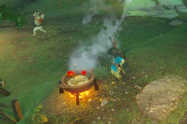Zelda Breath Of The Wild 9 Hilfreiche Rezepte Zum Kochen