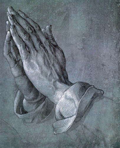 Hands Durer Albert Praying
