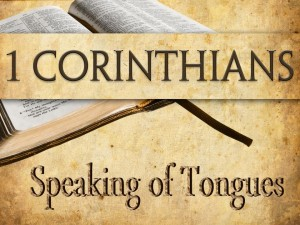 Speaking in Tongues Real or Fake