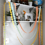 DIY Triangle Garlands