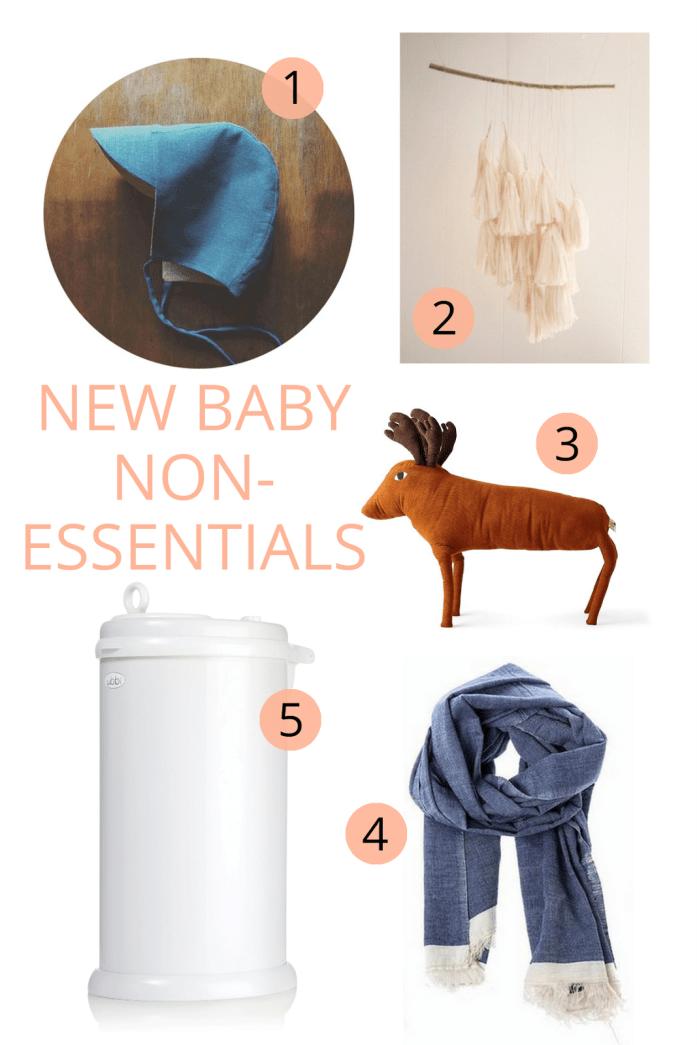 Baby Non-Essentials