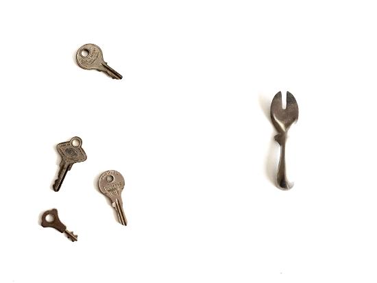 -keys and fork