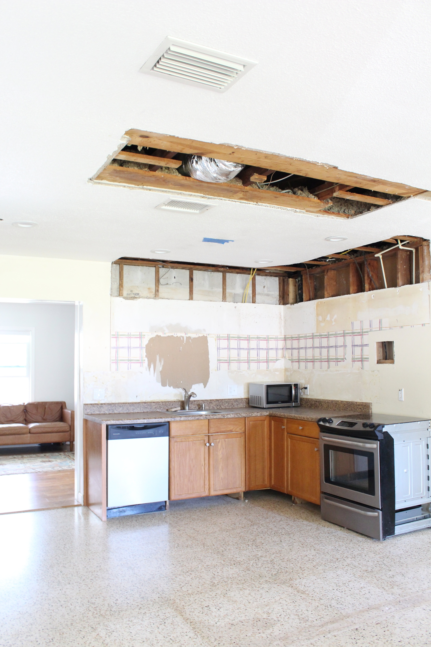 Kitchen Remodel: Before - Turning It Home