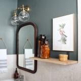 Green Bathroom Reveal: One Room Challenge Week 6