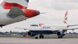 British Airways strike june 2017