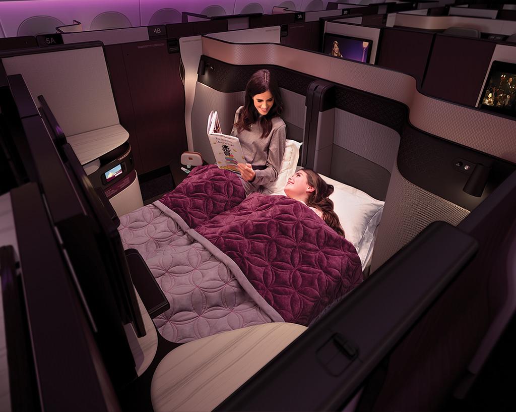 redeeming avios on qatar