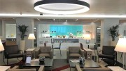 AA arrivals lounge Heathrow Terminal 3