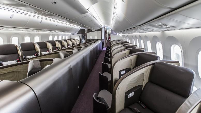 Virgin Atlantic B787-9 Upper class review