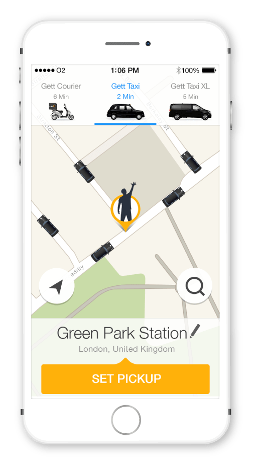 Gett Driver App For Iphone