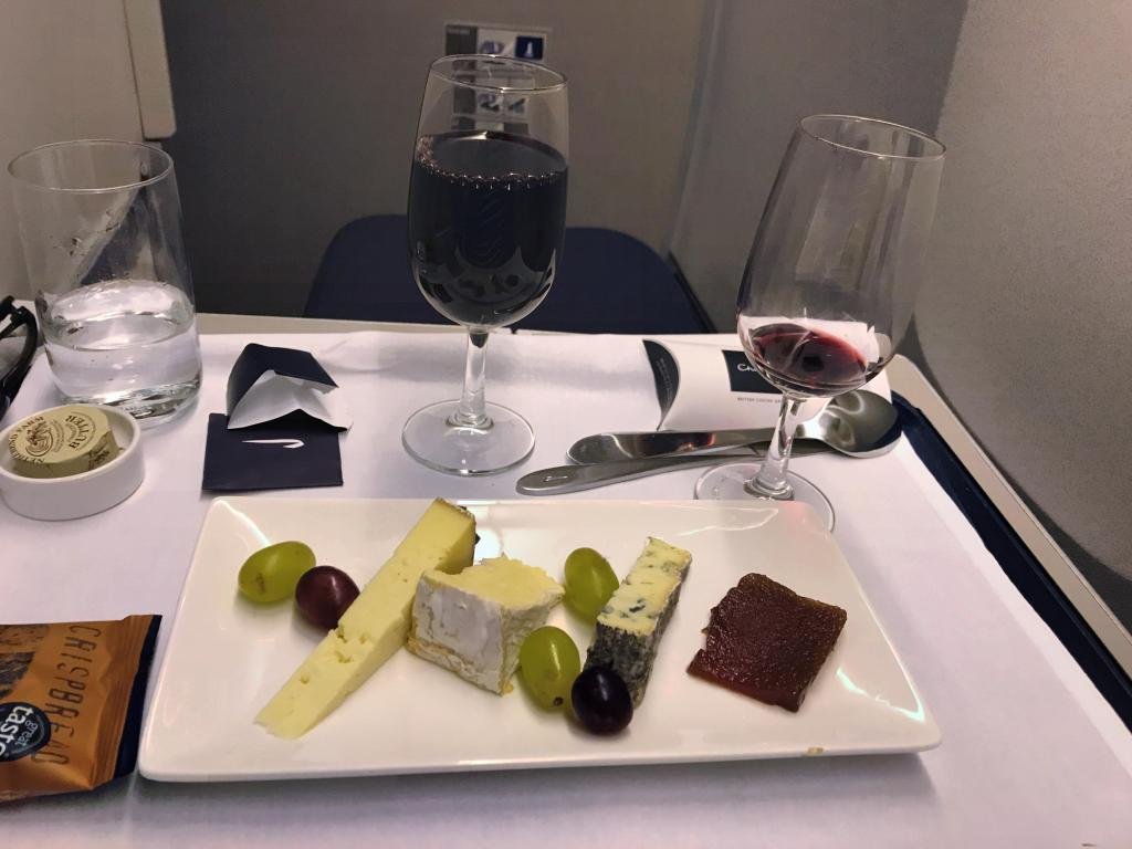 British airways B777-200 club world review gatwick