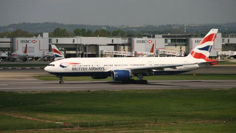 BA Gatwick charter TItan summer 2018