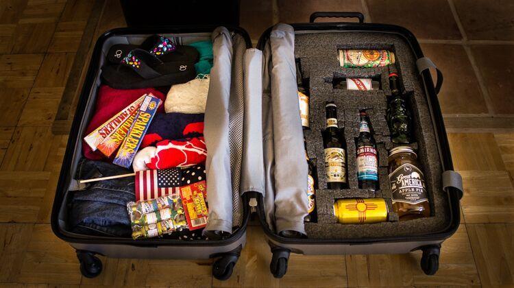 VinGardeValise wine suitcase review