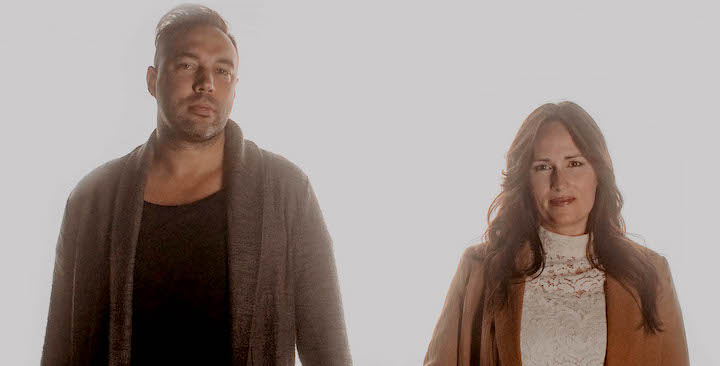 BRAD + REBEKAH REMIND A WEARY WORLD OF THE SAVIOR WHO CAN 'HOLD IT ALL'