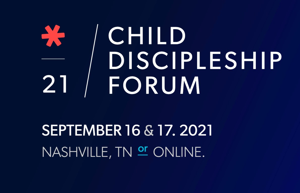 AWANA'S CHILD DISCIPLESHIP FORUM TO CONVENE WORLD-RENOWNED MINISTRY LEADERS IN NASHVILLE THIS FALL
