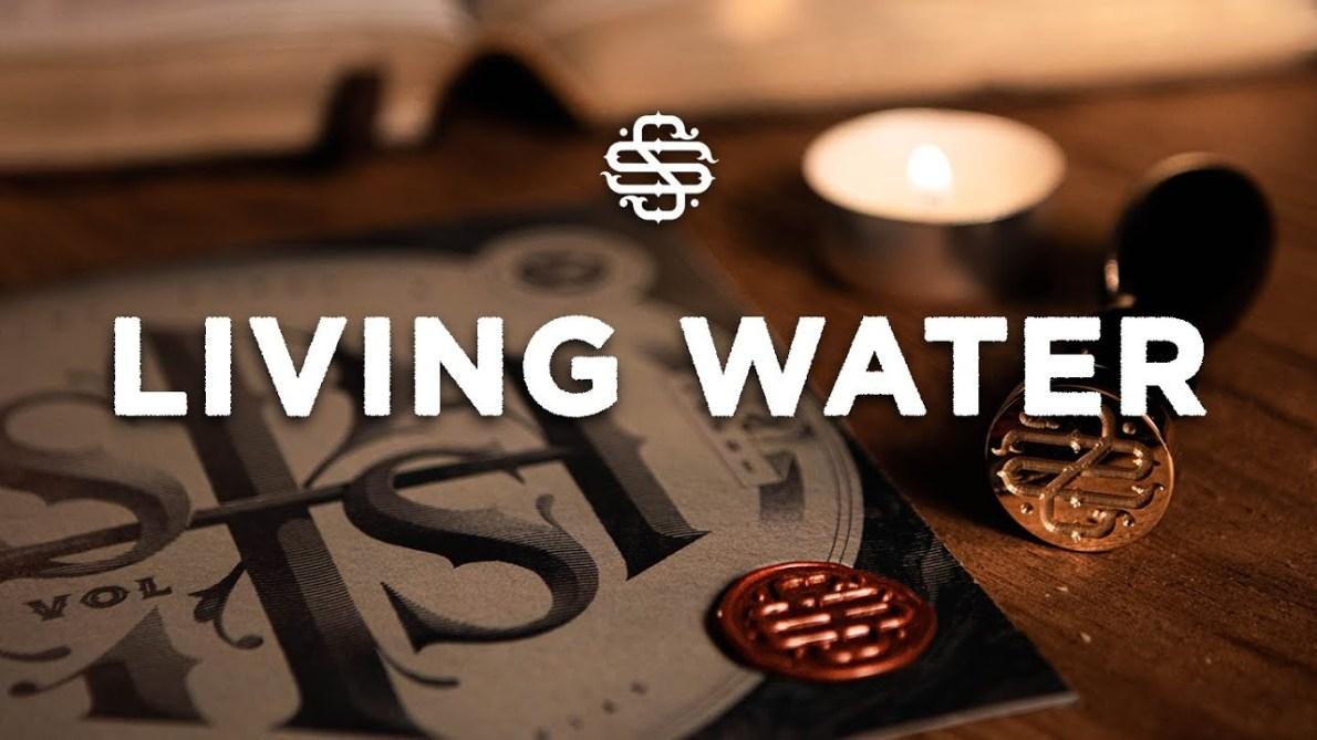 "Shane & Shane – ""Living Water"" Official Lyric Video"